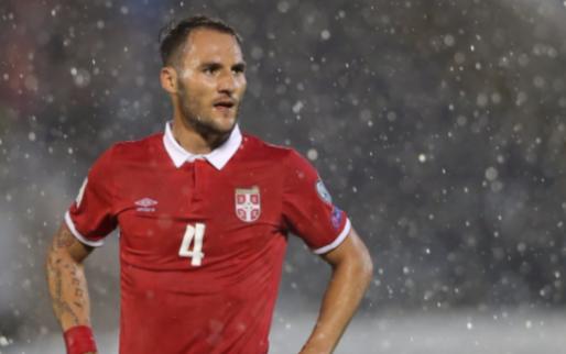 Afbeelding: Gudelj sluit transfer niet uit en wijst naar Barcelona: 'In de gaten gehouden'