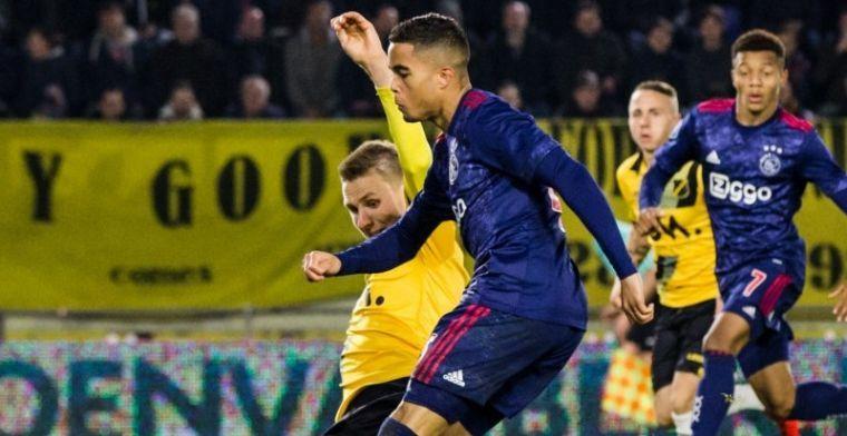 Ajacied ziet PSV-ontsnappingen: 'Waarom hebben wij die mazzel nou niet?'