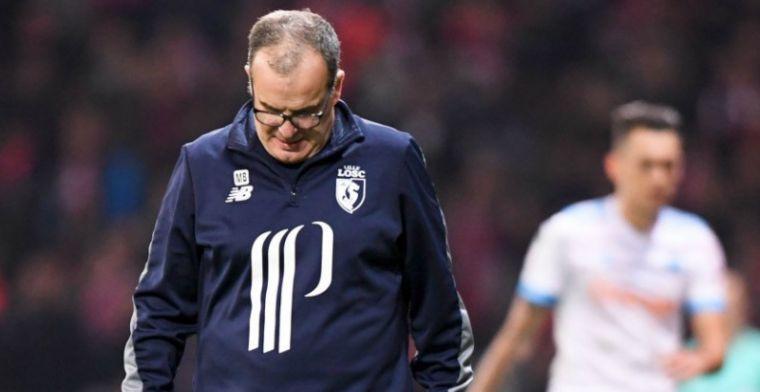 'Gedoe tussen Lille en Bielsa: trainer bereidt juridische strijd voor tegen club'