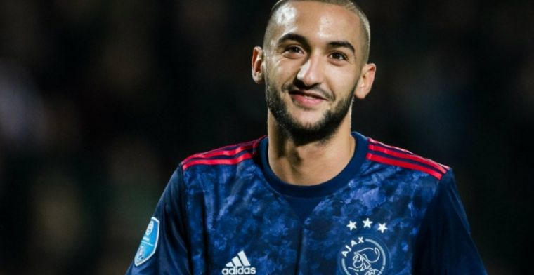 Ziyech haalt gram bij Ajax: Het werd tijd om daar wat over te zeggen