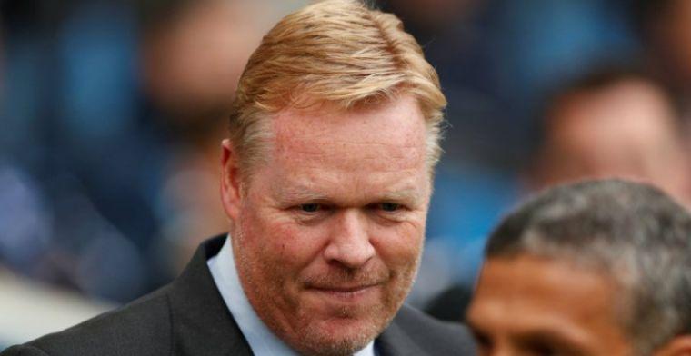 Everton-zoektocht verloopt hopeloos; kwestie funest voor Klaassen