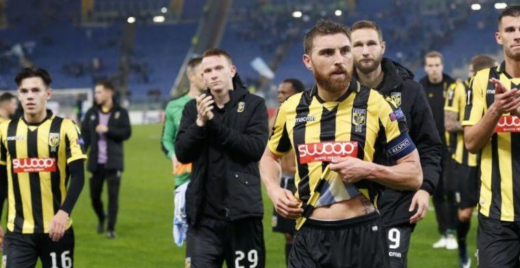 Uitschakeling Vitesse leidt tot nieuwe dramatische statistiek voor Nederland