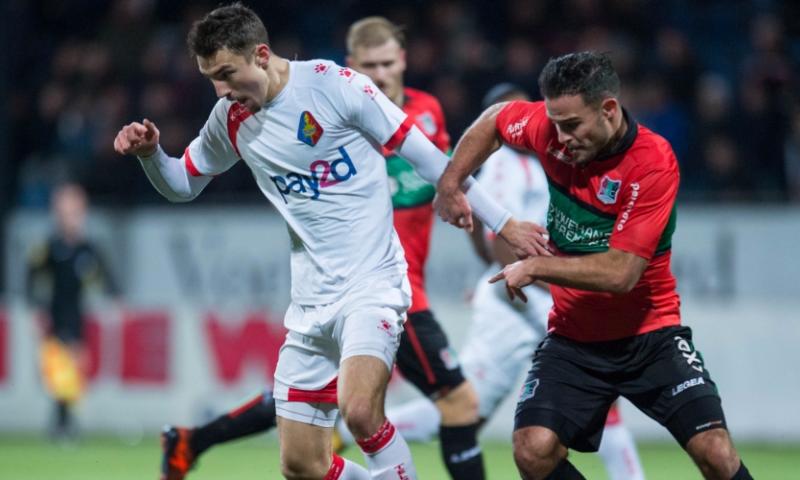 Afbeelding: Verrassende nederlaag NEC, Jong Ajax wint weer, Jong PSV kampioen kansen missen