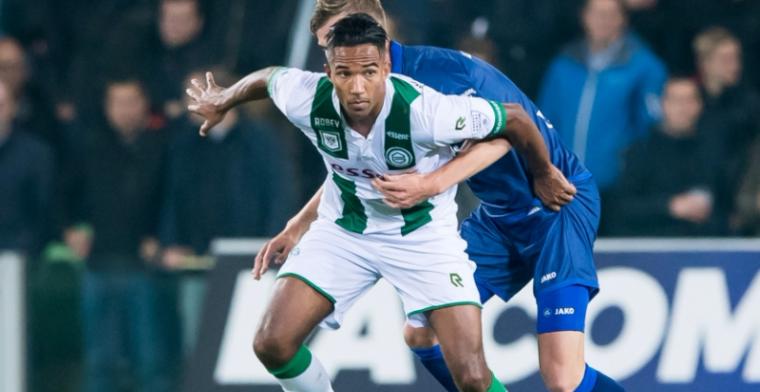 'Groningen wacht mogelijke Hoesen-transfer af: nog vier dagen de tijd'