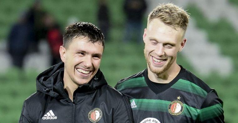 'Misschien was het in mijn derde jaar gelukt, maar toen koos ik voor Feyenoord'
