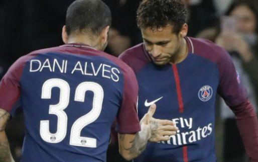 Afbeelding: Neymar met beauty weer goud waard voor PSG, dure misstap Memphis en Tete