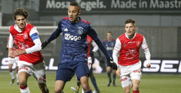 Opvallende ontdekking: Ajax zet ex-Genkenaar op officiële selectiepagina
