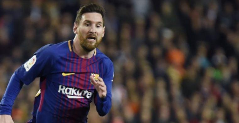 Details nieuwe Barça-deal lekken uit: Messi krijgt véél meer dan Ronaldo