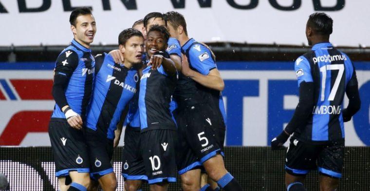 Nieuwe man maakt zijn opwachting bij Club Brugge: 'Dobrodošli'