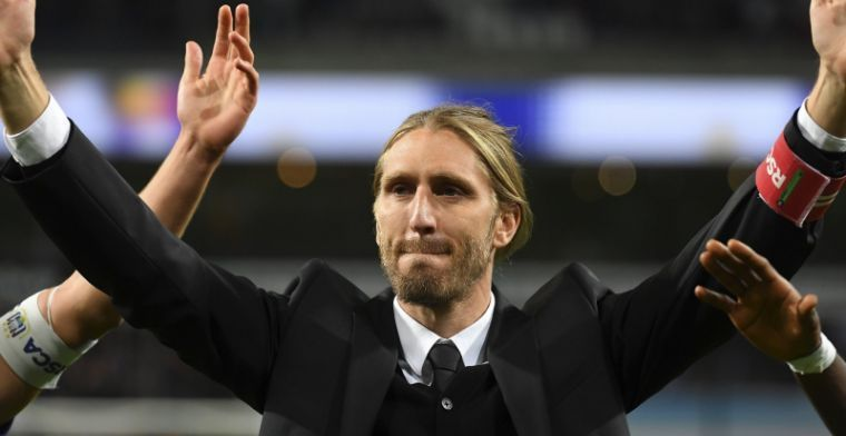 De schlemiel van Anderlecht na Europese uitschakeling: Een waanzinnig idee