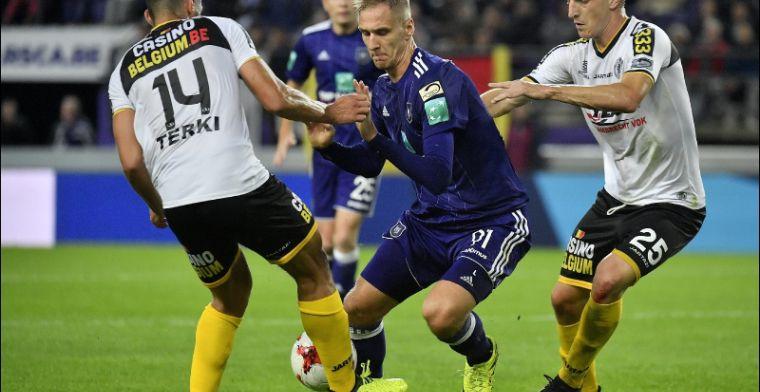 Buitenkans voor Anderlecht, Club Brugge en co: Hij ontwikkelt zich razendsnel