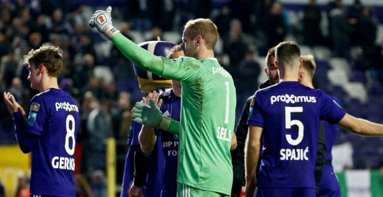 Club Brugge wordt op de hielen gezeten door RSCA: Er zijn mogelijkheden