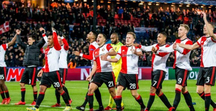 Italiaanse pers prijst één Feyenoorder: 'Hij doet denken aan Higuain'