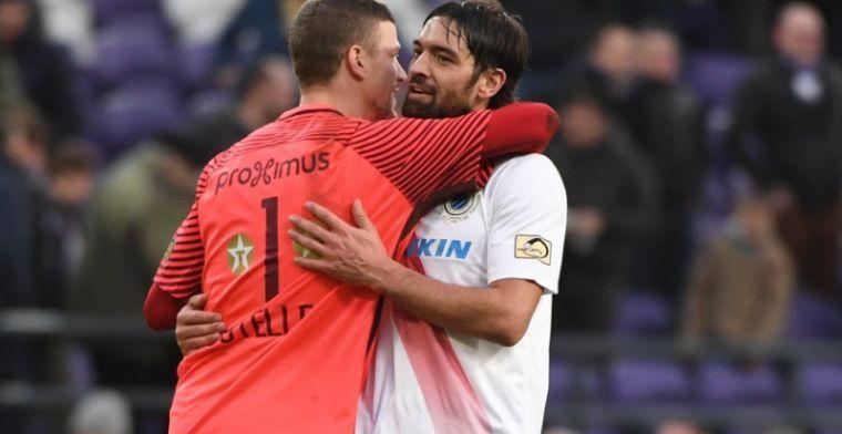 Nieuw doelmannenprobleem voor Club Brugge? 'In januari mag hij gratis vertrekken'