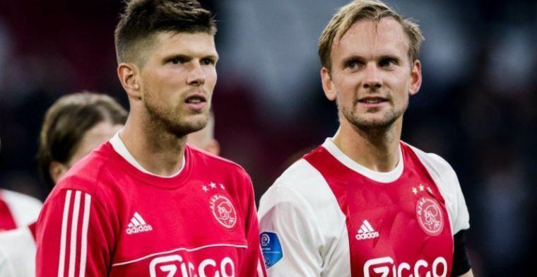 'Het komt door onszelf, Ajax is nog altijd zoekende en dat is super frustrerend'