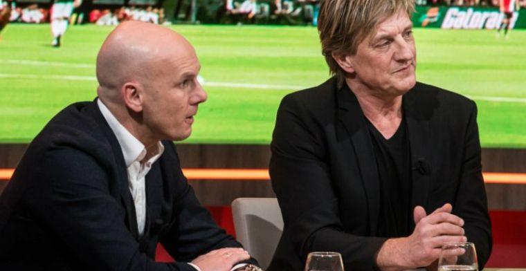 Van Halst slaat terug naar Van Hooijdonk: Allemaal gedoe om niks, hoor