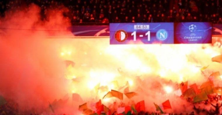 'Ach, ik dacht al dat ik nooit meer Champions League zou meemaken met Feyenoord'