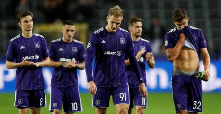 Belgisch voetbal krijgt klap na uitschakeling RSCA: Pijnlijk, op lange termijn