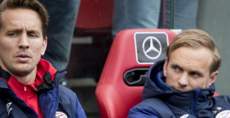 De Jong boordevol motivatie bij PSV: De meesten trekken toch wel naar Ajax
