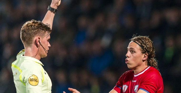 FC Utrecht-revelatie belandt op de bank en heeft het zwaar: 'Dat zegt Edson'