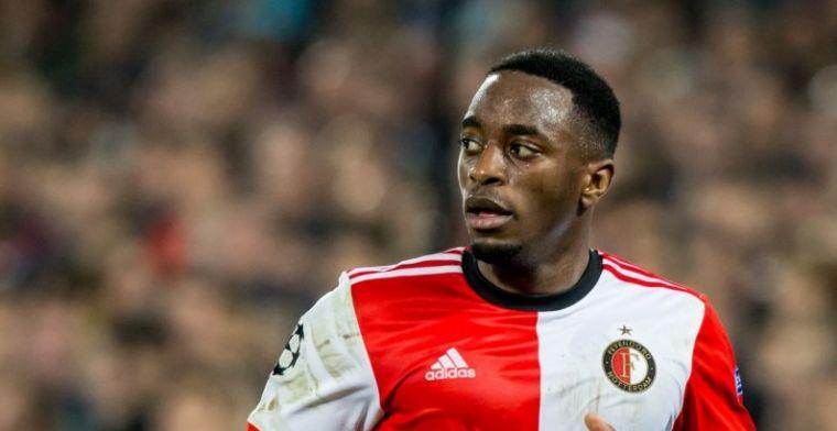 Seedorf speelde rol in miljoenentransfer Feyenoord: 'Met hem besproken'