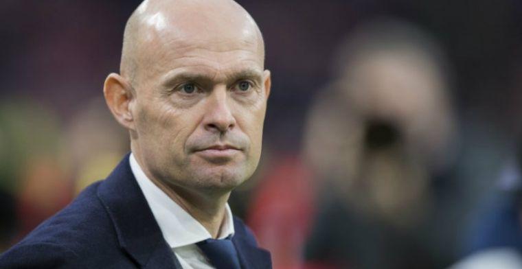 Update: Keizer: Ik heb goede hoop dat hij het duel met PSV gaat halen