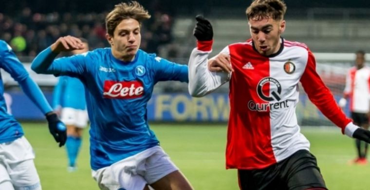 Uitzinnige Feyenoord-uitblinker (16): 'Met de beste fans van Nederland. Geweldig'