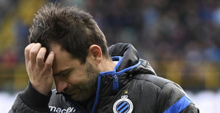 Club Brugge heeft nieuwe man, maar hij blijkt niet de eerste keuze te zijn