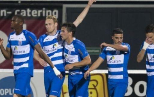 Transfernieuws | Spits loopt uit contract: 'Geen gesprek ingepland, niet met PEC of andere club'