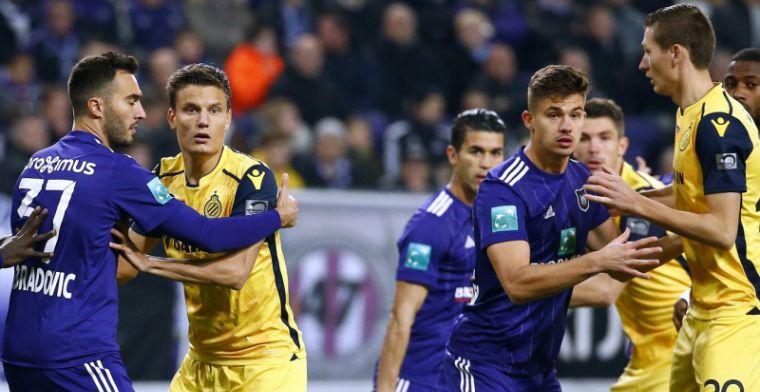 Anderlecht-speler twijfelt: Misschien oplossing zoeken in januari