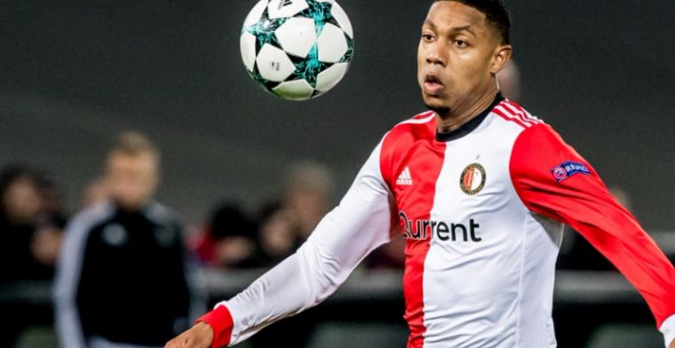 Feyenoord-concurrentiestrijd 'is lastig': 'Maar dat heb ik aan mezelf te danken'