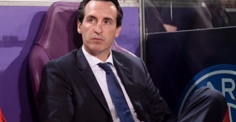 'Emery moet weer vrezen na nederlaag: PSG zet vijf trainers op het lijstje'