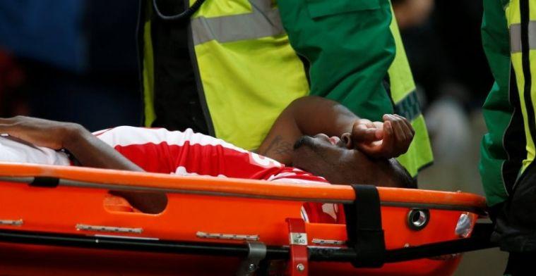 Klap voor Stoke en Martins Indi: uitgevallen verdediger maanden uit de roulatie