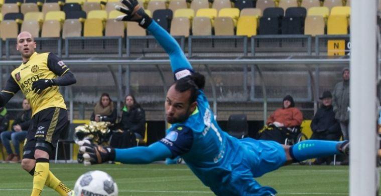 'Ergens zit steeds het gevoel dat ik nooit een kans heb gekregen bij Feyenoord'