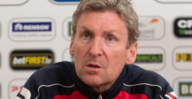 Dury haalt uit naar Club en Gent: Onze talenten worden weggeplukt