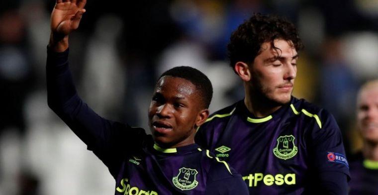 Klaassen speelt hele wedstrijd bij winnend Everton, Hateboer verslaat Memphis