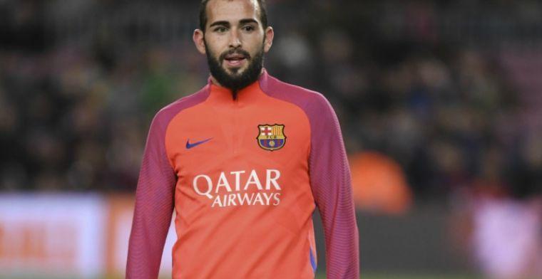 'Valencia wil mee blijven doen en zet in op deal voor Barcelona-reserve'