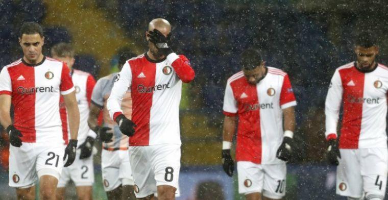 Feyenoord in Champions League: 7 spelers vallen door de mand, 5 kunnen mee