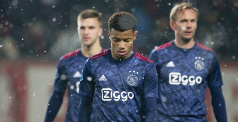 Tien punten voorsprong 'een lachertje': 'Gat van PSV voor groot deel geluk'