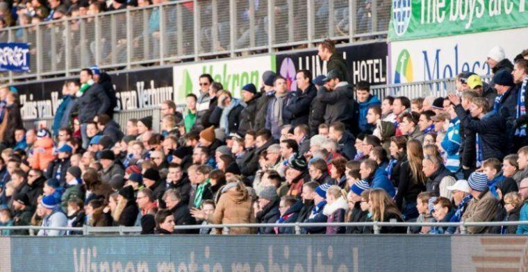 'Zakelijk conflict' bij PEC Zwolle: voormalig sponsor spant rechtszaak aan