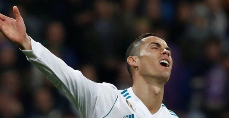 Ronaldo troeft Messi af en is voor vijfde keer beste speler ter wereld
