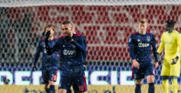 Hoop op Ajax-titel weg: Geloof er niet meer in, om eerlijk te zijn