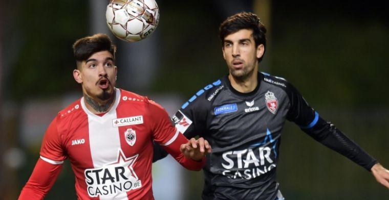 Antwerp verstevigt plekje in Play-Off 1 met derde thuiszege van het seizoen