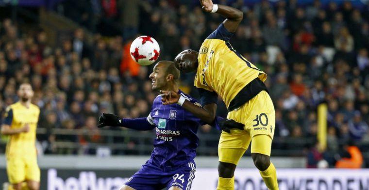 Zeven spelers moeten schorsing vrezen voor Club Brugge - Anderlecht