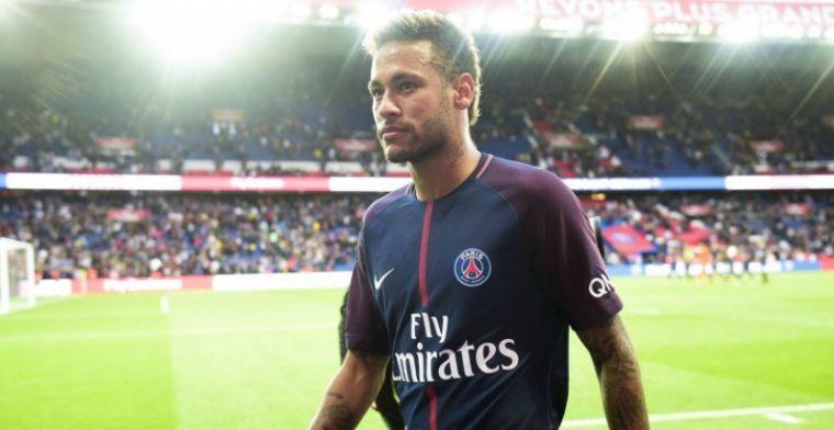 Neymar vertrekt hals over kop uit Parijs: vrijaf wegens noodgeval in de familie