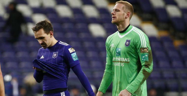 Murphy speelt ook mee bij Anderlecht: Alles zat tegen vandaag