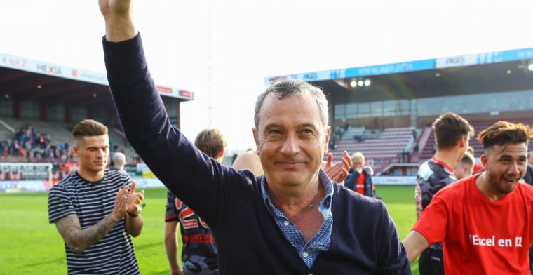 'Transfervrije Belg (32) gaat volgende week tekenen bij Moeskroen'
