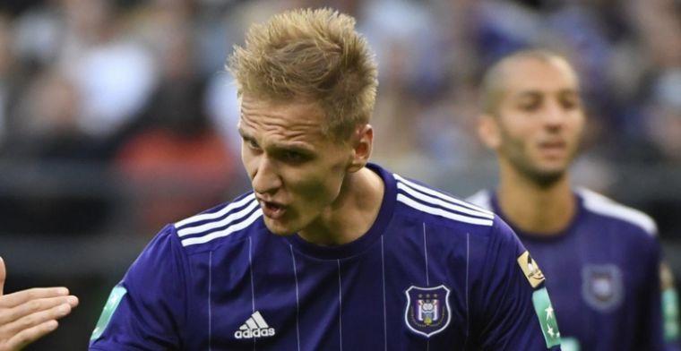 Teodorczyk zorgt voor miserie: Anderlecht heeft niet echt een doelpuntenmaker
