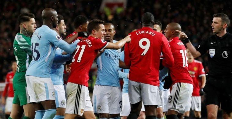 Guardiola haalt het van Mourinho, totale non-match van Lukaku