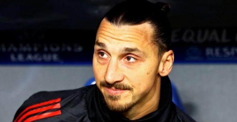 Ibrahimovic mist één prijs: Was ik dan een betere voetballer? Nee